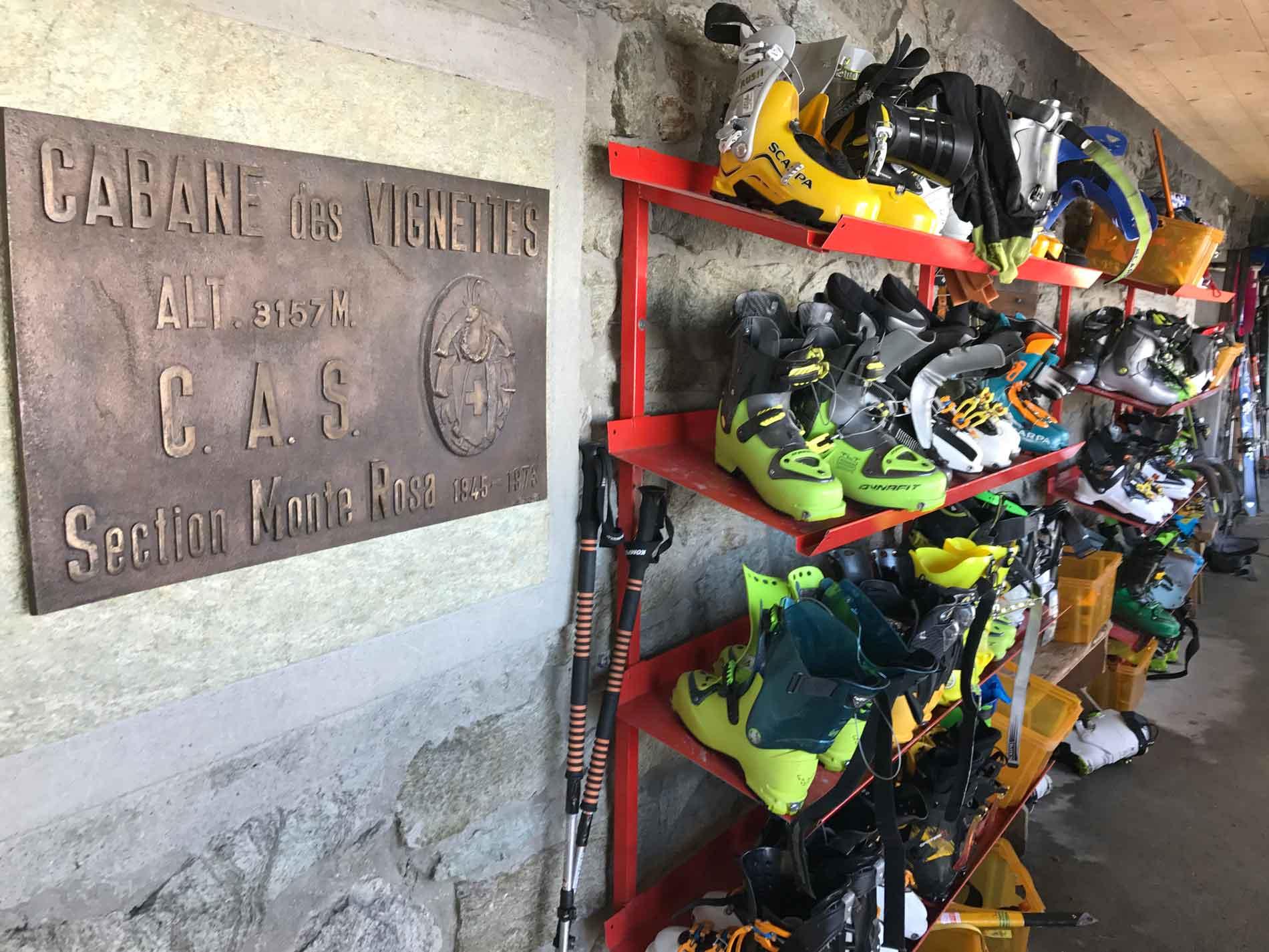Alta ruta Chamonix Zermatt