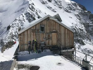 Alta ruta del Oberland en esquís