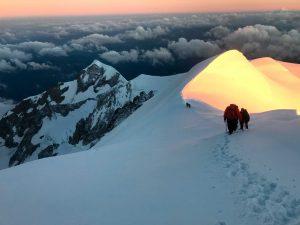 Mont Blanc exprés