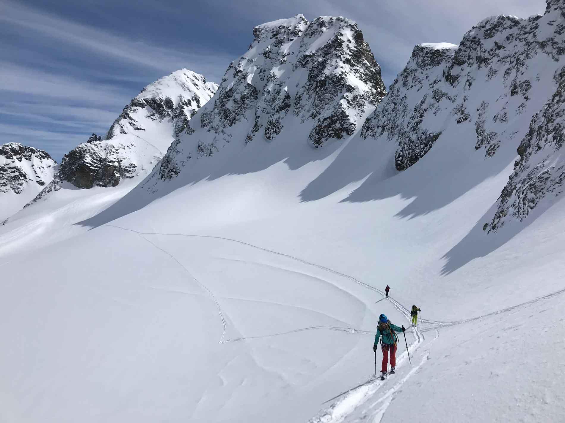 Alta ruta de la Silvretta