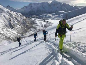 esqui-en-Lyngen-noruega